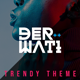 Derwati - Trendy & Creative Portfolio Theme - ThemeForest Item for Sale