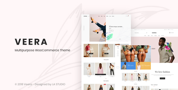 Veera – Multipurpose WooCommerce Theme