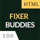 Fixer Buddies - Computer & Laptop Repair Center HTML5 Template - ThemeForest Item for Sale