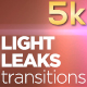Light Transitions 5K - VideoHive Item for Sale