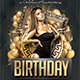Birthday Anniversary Flyer - GraphicRiver Item for Sale