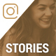 Clean Instagram Stories - GraphicRiver Item for Sale