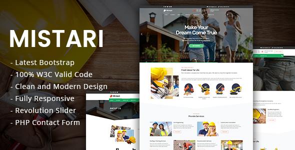 Mistari – Construction Building Company