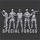 Lowpoly Special Forces Pack - 3DOcean Item for Sale