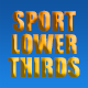 Sport Lower Thirds - VideoHive Item for Sale