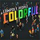 Lowpoly People Colorful - 3DOcean Item for Sale