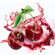 Cherry Splashes of Juices - GraphicRiver Item for Sale