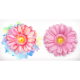 Spring Pink Flowers Daisy - GraphicRiver Item for Sale