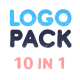 Logo Animations Bundle 10 in 1 - VideoHive Item for Sale