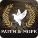 Faith & Hope | A Modern Church & Religion Non-Profit WordPress Theme - ThemeForest Item for Sale