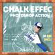 Chalk Effect Photoshop Action - GraphicRiver Item for Sale