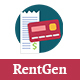 RentGen - Online Rent Receipt Generator - CodeCanyon Item for Sale