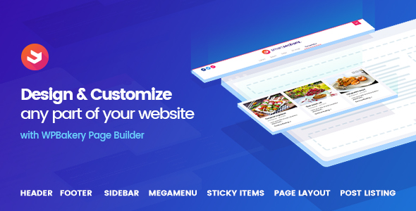 Smart Sections Theme Builder - WPBakery Page Builder Addon Download