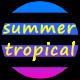 Upbeat Energetic Tropical Summer Pop
