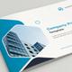 A5 Landscape Corporate Profile - GraphicRiver Item for Sale