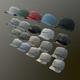 Caps Pack 1 - 3DOcean Item for Sale
