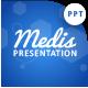 Medis Medical Presentation Template - GraphicRiver Item for Sale