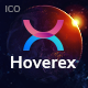 Hoverex | Cryptocurrency & ICO WordPress Theme + Spanish - ThemeForest Item for Sale