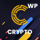 Cryptco - Cryptocurrency &  Saas Landing Page WordPress Theme - ThemeForest Item for Sale
