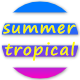 Upbeat Inspiring Tropical Pop