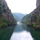 Aerial Matka Canyon in Macedonia Near Skopje - VideoHive Item for Sale