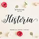 Histeria Script - GraphicRiver Item for Sale
