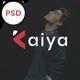 Kaiya - Multipurpose E-commerce PSD Template - ThemeForest Item for Sale