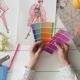 Female Fashion Designer Choosing Color Palette for Her New Design - VideoHive Item for Sale