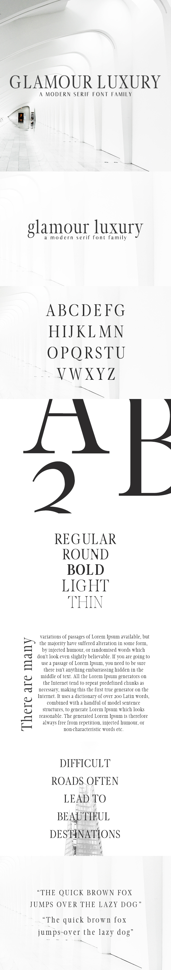 Wedding Serif Fonts from GraphicRiver