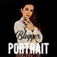 Blogger Portrait Collection - GraphicRiver Item for Sale