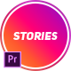 Instagram Stories - for Premiere Pro   Essential Graphics - VideoHive Item for Sale