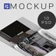 A4 Magazine Mockup - GraphicRiver Item for Sale