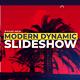 Modern Dynamic Slideshow - VideoHive Item for Sale