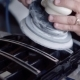 Man Grinds the Grate Before Painting - VideoHive Item for Sale