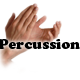 Claps Percussion Logo
