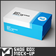 Shoe Box / Package Mock-Up - GraphicRiver Item for Sale