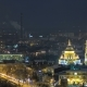 The Annunciation Cathedral Day To Night , Kharkov, Ukraine. - VideoHive Item for Sale