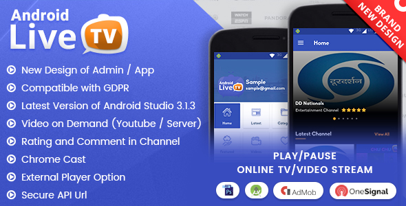 best free video streaming app for android