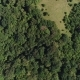 Aerial View Green Forest and Field Beautiful Nature Background - VideoHive Item for Sale