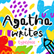 Agatha Writes - Hand Drawn Typeface! - GraphicRiver Item for Sale