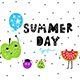 Summer Day Typeface - GraphicRiver Item for Sale