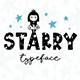 Starry Typeface - GraphicRiver Item for Sale