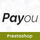 Payou - Responsive Prestashop 1.7 Theme - ThemeForest Item for Sale