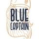 Blue Captain Rough Font - GraphicRiver Item for Sale