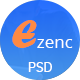 Ezenc  - Creative Digital Agency & Multipurpose PSD Template - ThemeForest Item for Sale