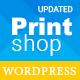 Printshop - WordPress Responsive Printing Theme - ThemeForest Item for Sale