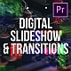 Digital Slideshow & Transitions - VideoHive Item for Sale