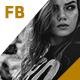 Elegant Facebook Post Banner - GraphicRiver Item for Sale