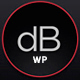 Dezibel - Music Band & Musician WordPress Theme - ThemeForest Item for Sale