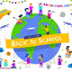 Back to School Vector Illustration - GraphicRiver Item for Sale